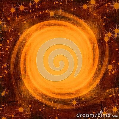 Kosmischer Hintergrund