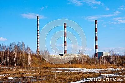 Kostrjmskya hydroelectric power station