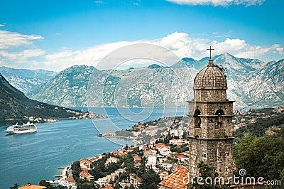 Kotor City with Montenegro