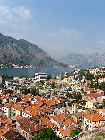 Kotor Habrour View