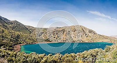 Kourna Lake