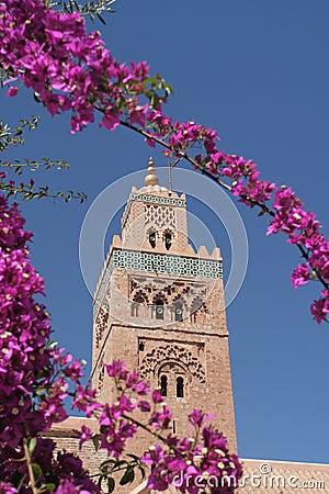 Free Koutoubia Minaret In Marrakesh Royalty Free Stock Photo - 3238005