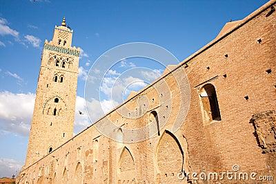 Koutoubia Minaret / Mosque