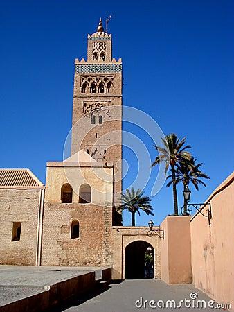 Free Koutoubia Mosque, Marrakech Stock Photo - 4343520