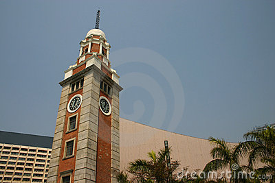 Kowloon clocktower