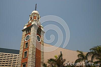 Kowloon clocktower