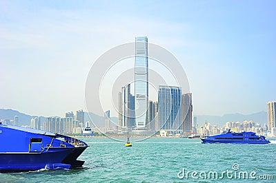 Kowloon island