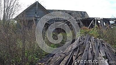 Kozhakino Uma aldeia em extinção vídeos de arquivo