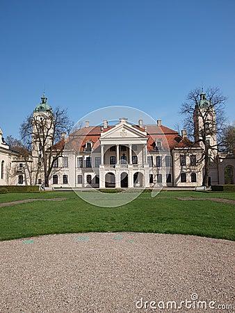 Kozlowka palace, Poland