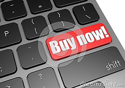 Köp nu med det svarta tangentbordet