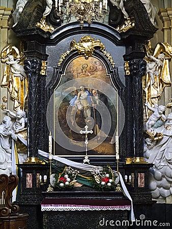 Krakow - Corpus Christi Church - Poland
