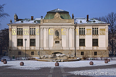 Krakow Palace of Art - Poland