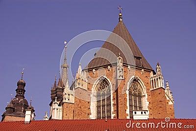 Krakow in Poland