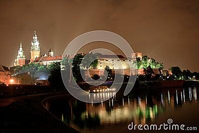 Krakow, Poland - nightlife