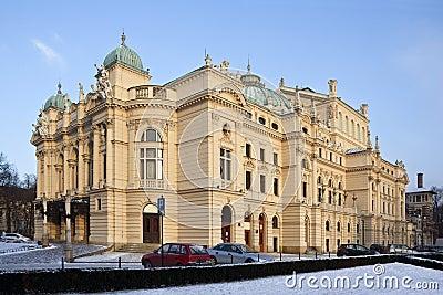 Krakow - Slowacki Theater - Poland