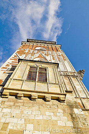 Krakow Town Hall tower