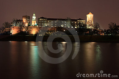 Krakow - Wavel