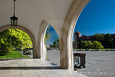 Krakow, Wawel Castle