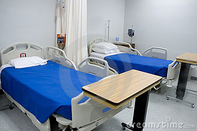 Krankenhausbetten 3