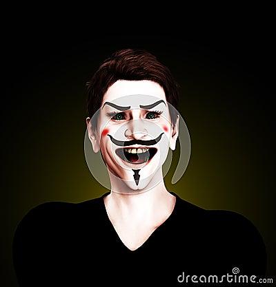 Krankzinnige Kerel Fawkes