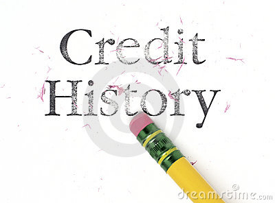 Kreditering som raderar historia