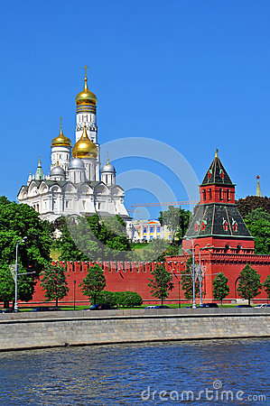 Kremlin church bells