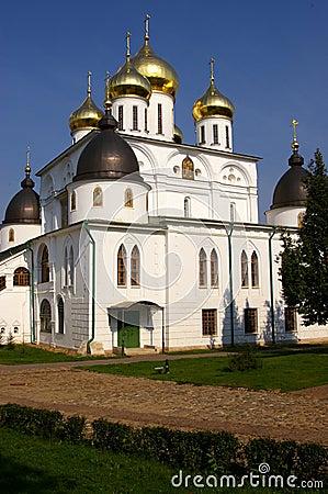 The Kremlin of Dmitrov
