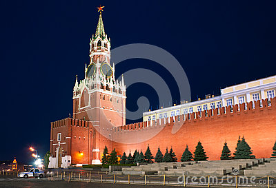 The Kremlin guardians Editorial Photography