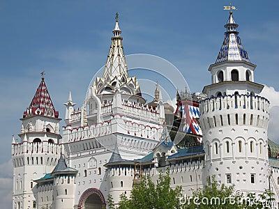 Kremlin in Izmaylovo, Moscow