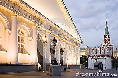 Kremlin and manege