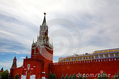 Kremlin in Moscow Russia