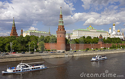 Kremlin,Moscow,Russia