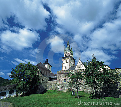 Kremnica Royalty Free Stock Photos - Image: 3158188