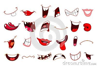 Kreskówek usta