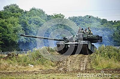 Krieg und Frieden 2011 Redaktionelles Stockfotografie
