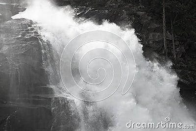 Krimml Falls, High Tauern National Park, Austria