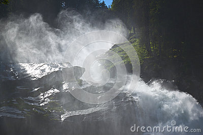 Krimml Waterfalls, High Tauern National Park