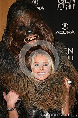 Kristen Bell Editorial Stock Image