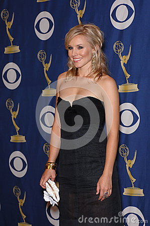 Kristen Bell Royalty Free Stock Photo - Image: 25674485