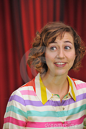 Kristen Schaal, The Muppets Editorial Photo - Image: 22801276