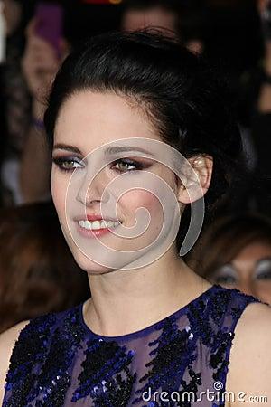 Kristen Stewart Editorial Stock Image