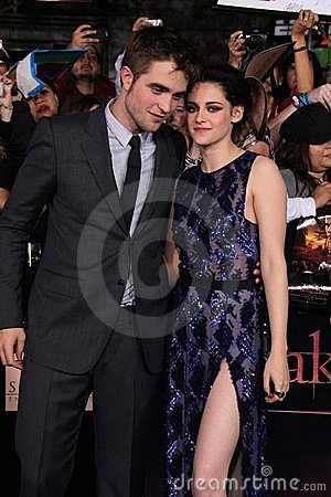 Kristen Stewart, Robert Pattinson Editorial Photography