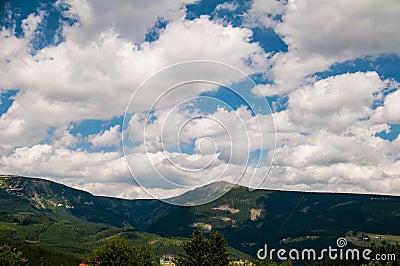 Krkonose mountains - Sněžka