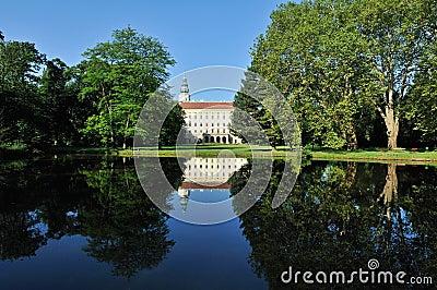Kromeriz Castle & Garden
