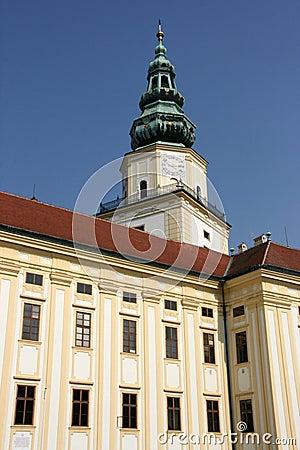 Kromeriz palace
