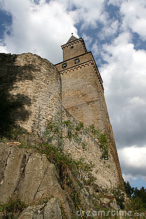 Kronberg castle tower