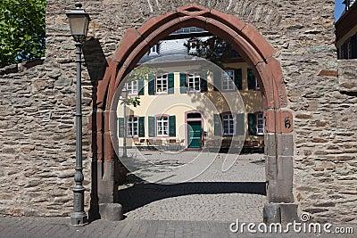 Kronberg Wall