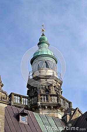 Kronborg tower