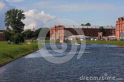 Kronvertsky canal