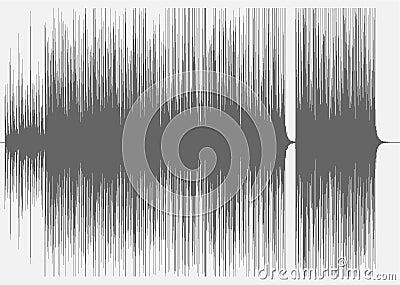 Kropla i przepływ zdjęcie dźwięku